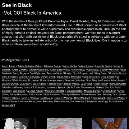 See In Black