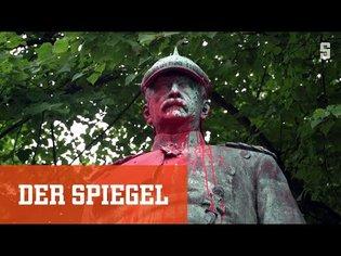 """Denkmäler stürzen oder nicht?: """"Man könnte Bismarck auf den Kopf stellen"""""""