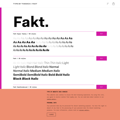 TYPE BY