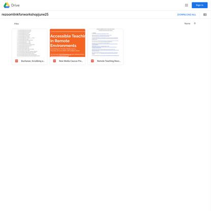 rezoomlinkforworkshopjune25 - Google Drive