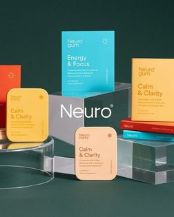 👉 Work by @hermanscheer - For us, rebranding isn't about changing things - it's about evolving them. For Neuro, their evolut...
