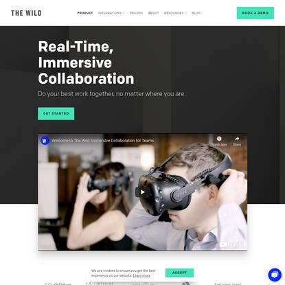 The Wild - VR Collaboration for Architecture & Design