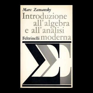 ALGEBRA | ANALISI | MODERNA - INTRO MIX #italiaprecedente #italiasuccessiva #bookcover #coverdesign #abstract #future #1966