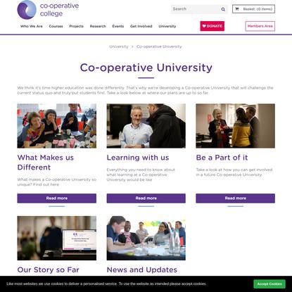 Co-operative University