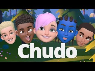 Chudo. Live the future.