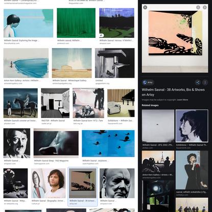 wilhelm sasnal - Google Search