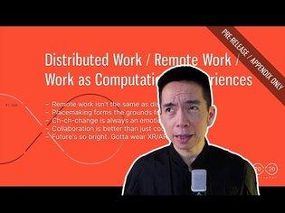 CX Report 2020 | Remote vs Distributed Work | Final