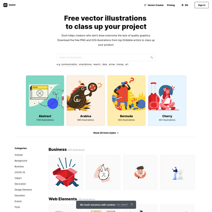 Free Vector Illustrations to Class Up Your Design | Icons8 Illustrations