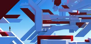 Mirror's Edge, Play Station 3, 2008
