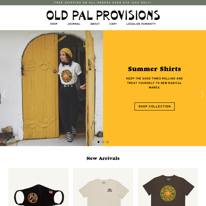 Old Pal Provisions