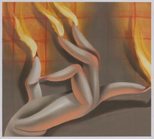 Sarah Slappey, Nail Burn 2