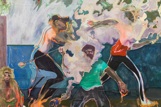 Michael Armitage ,The Promise Land