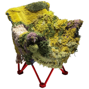 'Sit In My Valley' Lounge Chair