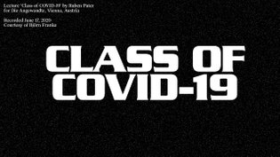Class of COVID-19