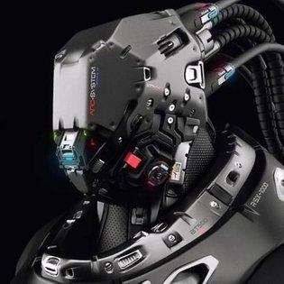 Enrique Bono / Neuronal Virtual Reality G-Suit / Rendering / 2019 - #enriquebono #neuronalvirtualrealitygsuit #rendering #20...