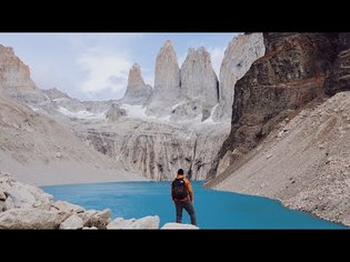 Hiking 80 Miles Alone on the Torres Del Paine Trail in Chile