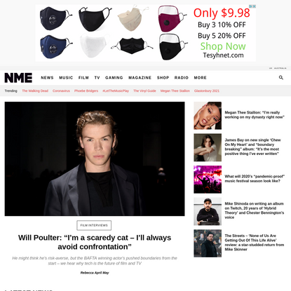 NME Music News, Reviews, Videos, Galleries, Tickets and Blogs | NME.COM
