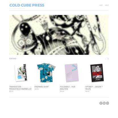 COLD CUBE PRESS