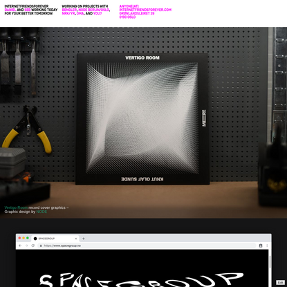 internetfriendsforever - design · research · communication