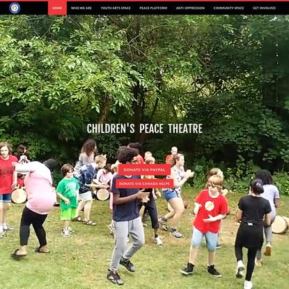 Children's Peace Theatre