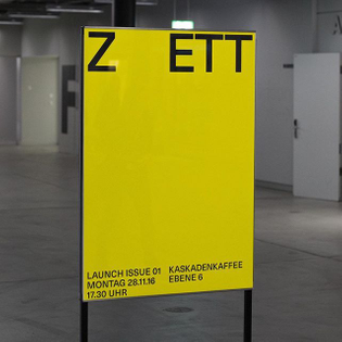 Komm zur Vernissage vom neuen Z ETT Magazin der ZHdK! Montag 28.11.16 im Toni Areal, Kaskadenkaffee Ebene 6! #zhdkcampus #zhdk