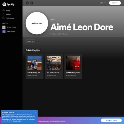 Aimé Leon Dore