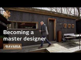 German law student tried woodworking, became master designer