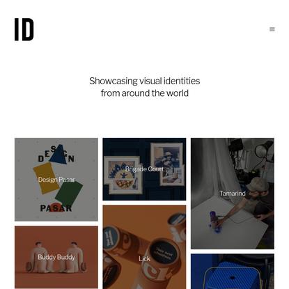 Identity Designed   a brand identity showcase