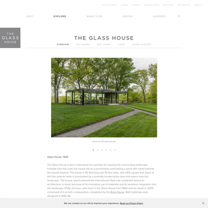 The Glass House - The Glass House
