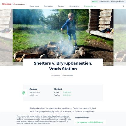 Shelters v. Bryrupbanestien, Vrads Station