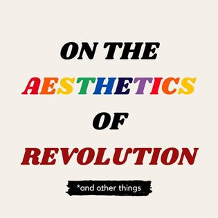 ON AESTHETICS AND THE IMPORTANT MESSAGES THEY FRAME! RESOURCES LINKED BELOW!  𝐒𝐔𝐏𝐏𝐎𝐑𝐓 𝐓𝐇𝐄 𝐀𝐑𝐓𝐒 🖼 🎨   💕list of funds ...