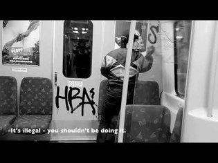 Bombing With Sano. (Graffiti documentary).