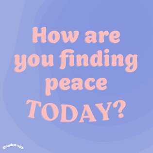 Finding inner peace in the modern world can feel increasingly challenging. Let's not forget the importance of slowing down a...