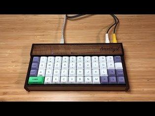 Amethyst: 8-Bit Home Computer, Powered By An AVR Microcontroller