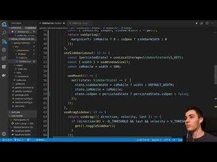 React Animated Sidebar Code Review