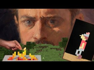 Who Made the Minecraft Paintings and What Do They Say About the Game?