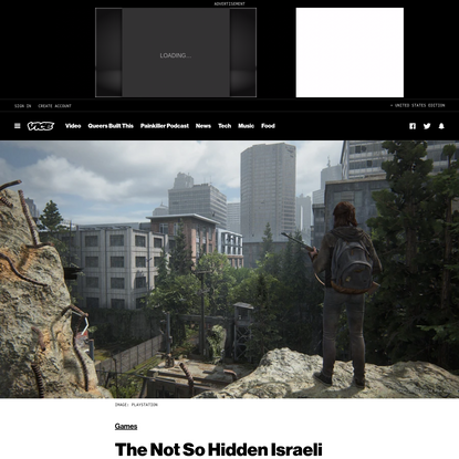 The Not So Hidden Israeli Politics of 'The Last of Us Part II'