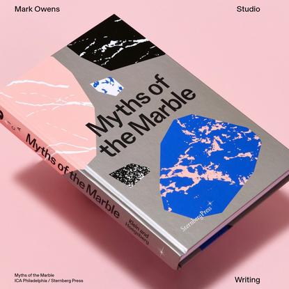 Mark Owens - Graphic design studio of Mark Owens