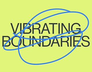 Vibrating Boundaries
