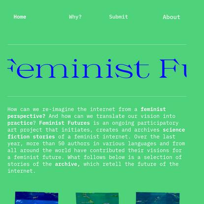 Feminist Futures Archive