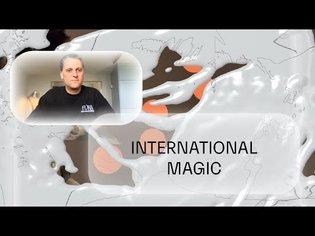 Adam Rodgers from International Magic @ TAAALKS 2020