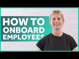 How to Design The Perfect Onboarding Process