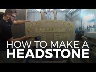 How to make a headstone - Hopkins Memorials