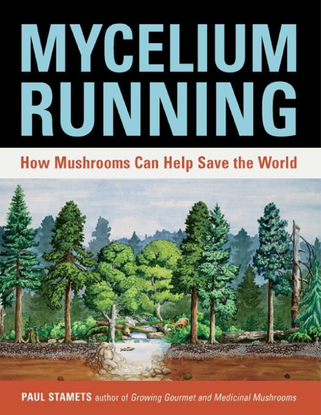 Mycelium Running: How Mushrooms Can Help Save the World  - Paul Stamets
