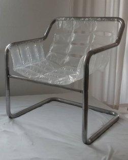 Amazon bubble wrap chair