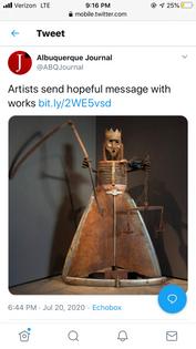 Hopeful message