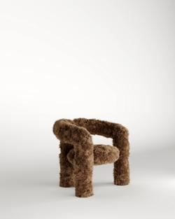 Teddy Chair by Pieces $6,400