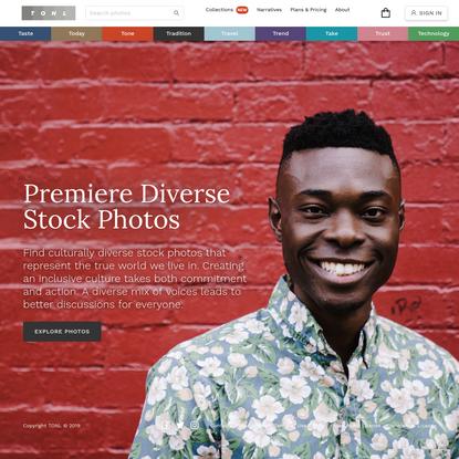 Cultural and Diverse Stock Photos   TONL