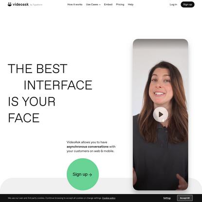 VideoAsk (By Typeform)