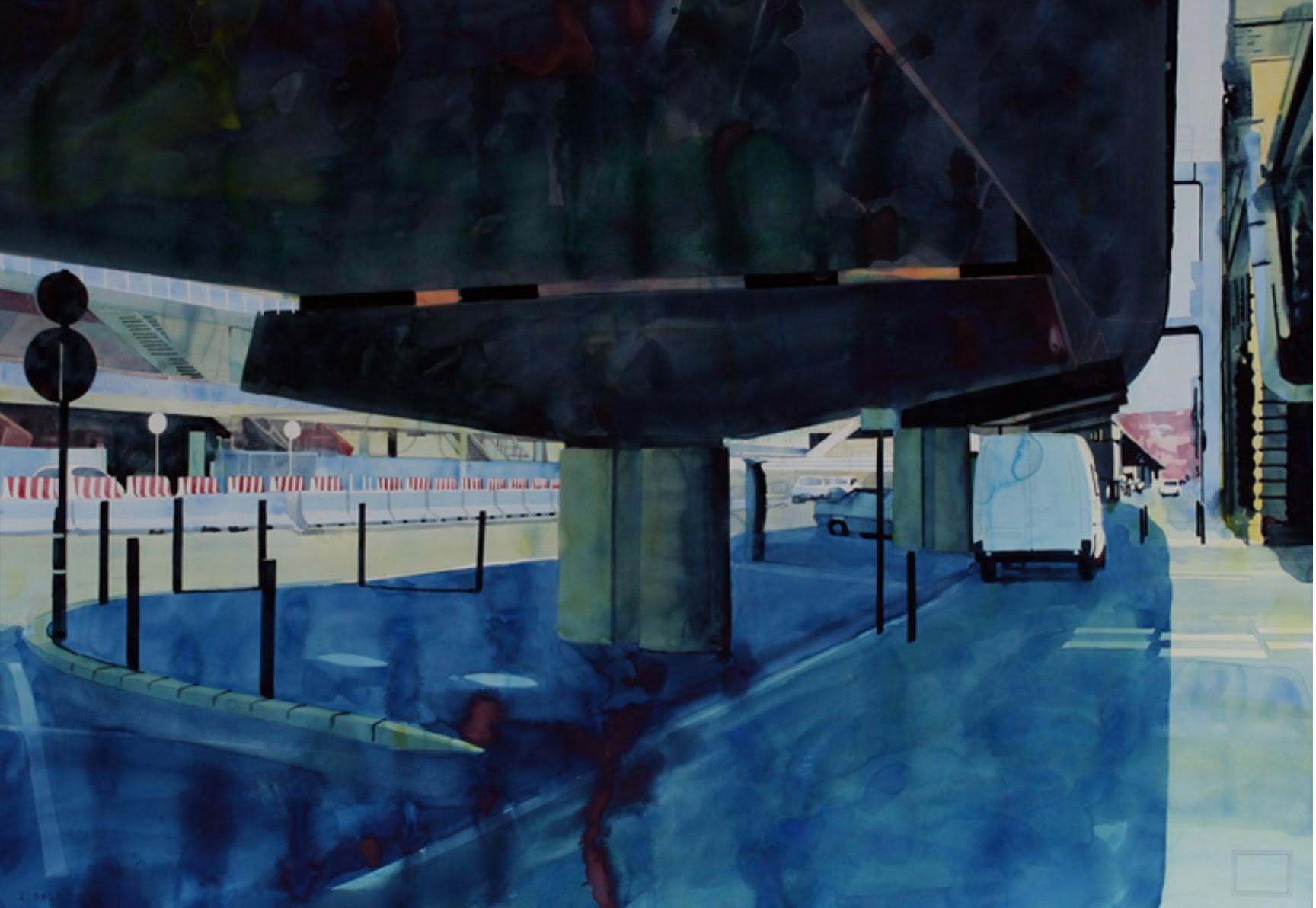 Yvan Salomone - Watercolors
